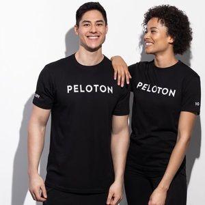 Peloton commemorative Century Club shirt